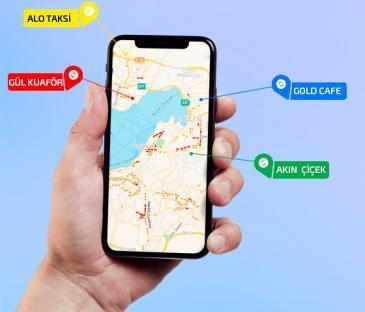 Harita ve Navigasyonlara Kayıt